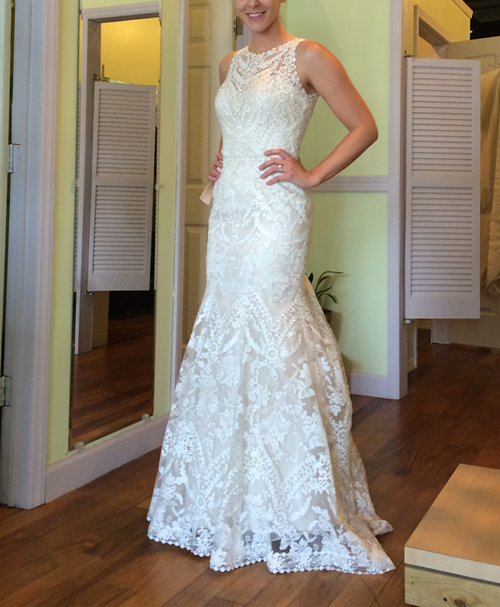 Wedding Dress Alterations | Same Day Alterations | Tina\'s Alterations