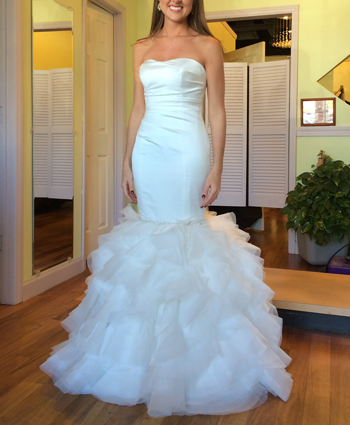 Wedding Dress Alterations | Same Day Alterations | Tina\'s Alterations